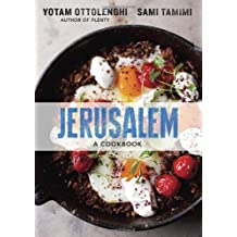 JERUSALEM: A COOKBOOK BY OTTOLENGHI, YOTAM (AUTHOR) HARDCOVER (2012 )