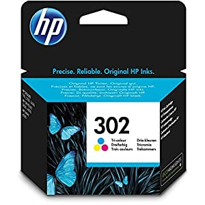 HP 302 Cartuccia Originale Inchiostro 3 spesavip