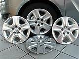 (4x) Original Opel Astra H Meriva B Zafira B Radkappe 16 Zoll 1006296 NEU 13337257