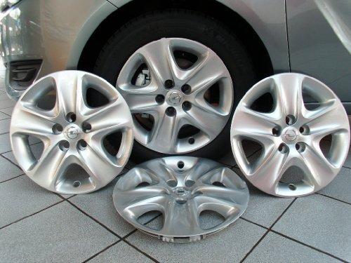 4x-Original-Opel-Astra-H-Meriva-B-Zafira-B-Radkappe-16-Zoll-1006296-NEU-13337257