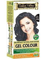 Indus Valley Halal Herbal Dark Brown Hair Color 30