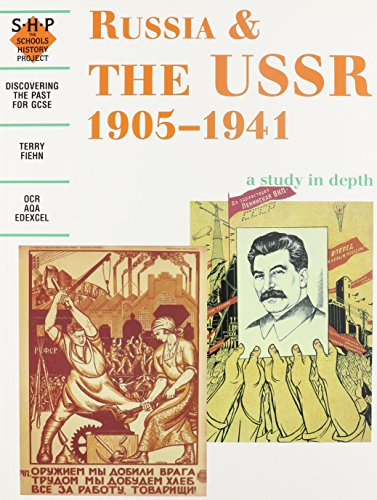 Russia & the USSR 1905-1941