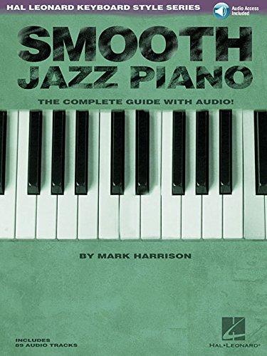 Smooth jazz piano piano+CD (Hal Leonard Keyboard Style)