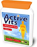 ActiveVits Hyaluronic Acid 140mg 60 Capsules Skin Care NEW