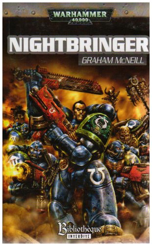 Nightbringer par Graham McNeill