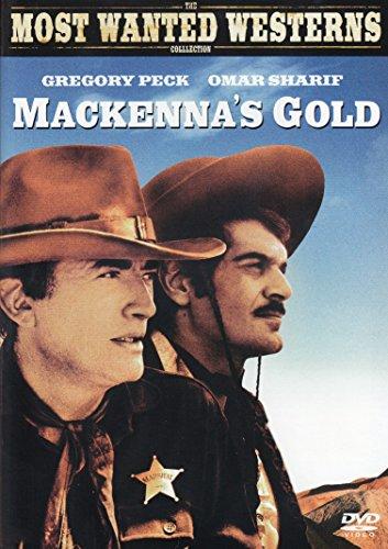 MacKenna's Gold [DVD] (2000) Gregory Peck; Omar Sharif; Telly Savalas (japan import)