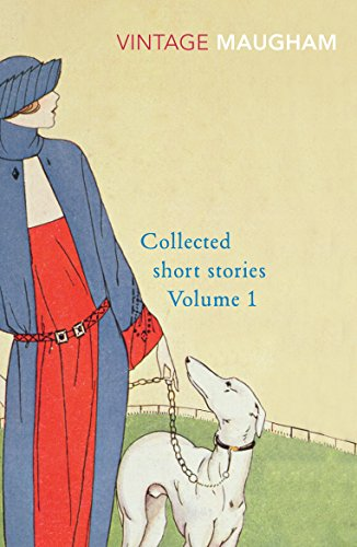 Collected Short Stories Volume 1 Cover Image