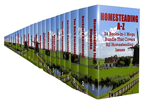 homesteading-a-z-24-books-in-1-mega-bundle-that-covers-all-homesteading-issues-english-edition