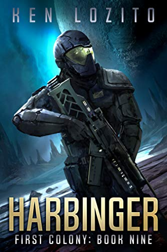 Harbinger (First Colony Book 9) (English Edition) eBook: Ken ...