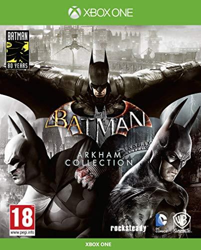 Batman Arkham Collection Steelbook Edition - Xbox One [Edizione: Regno Unito]