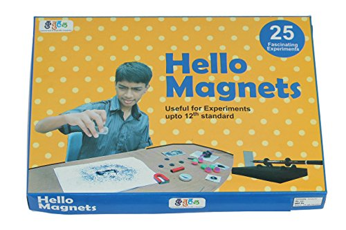 Do It Yourself Hello Magnets Educational Learning Toy Kit