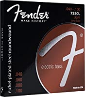 Fender 737250403 7250L Strings for Guitar