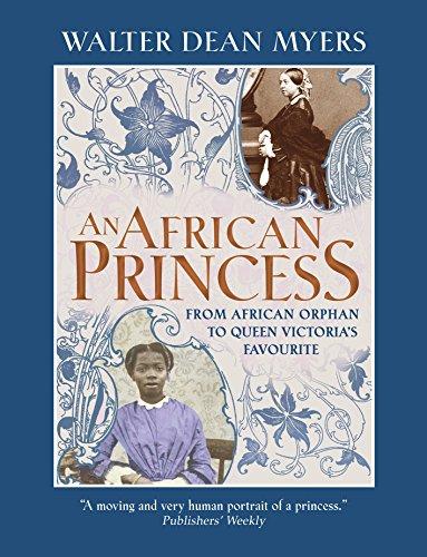 An African Princess por Walter Dean Myers epub