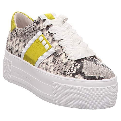 Kennel & Schmenger Damen Sneaker Diamond Boa grau (13) 38,5 -