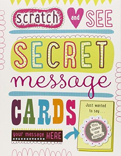 Secret Message Cards (Scratch and See) por Make Believe Ideas