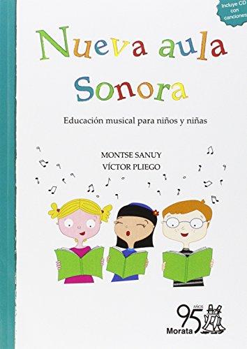 Nueva Aula Sonora por Víctor; Sanuy, Montse Pliego