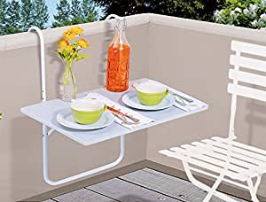 klapptisch balkontisch klappbarer h ngetisch. Black Bedroom Furniture Sets. Home Design Ideas