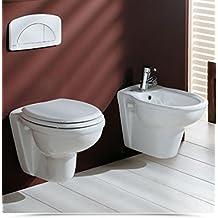 Amazon.it: sanitari bagno sospesi