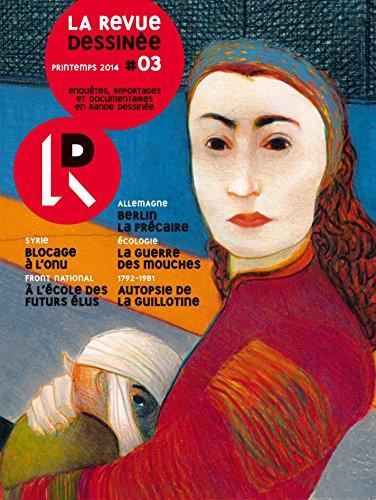 La Revue Dessine #3: Printemps 2014