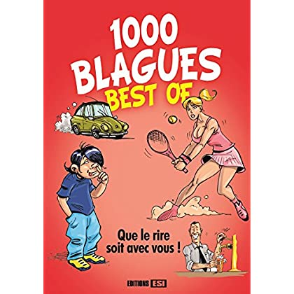 1 000 blagues : Best of