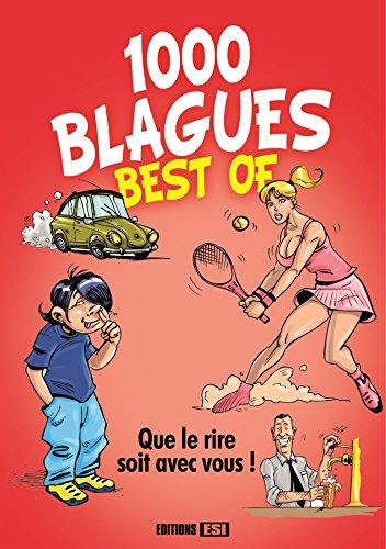 1 000 blagues : Best of par Editions ESI