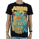 Asking Alexandria - Monster Band T-Shirt, schwarz, Größe:M