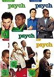 Psych Staffel 1-5 (20 DVDs)