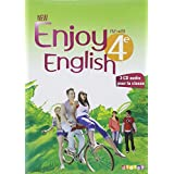 New Enjoy English 4e - Coffret audio vidéo classe 3 CD + 1 DVD