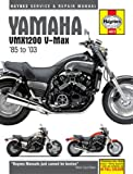 Yamaha VMX1200 V-Max 85 to 03 (Haynes Service & Repair Manuals (Hardcover))