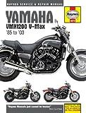 Yamaha VMX1200 V-Max '85 to '03 (Haynes Service & Repair Manual)
