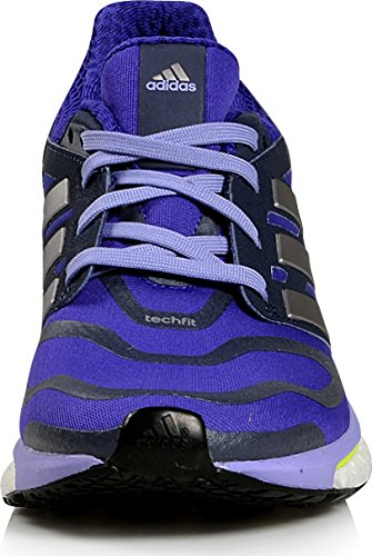Adidas G97560 Energy Boost Basket de jogging Violet - Violett (Blast Purple/Electricity)