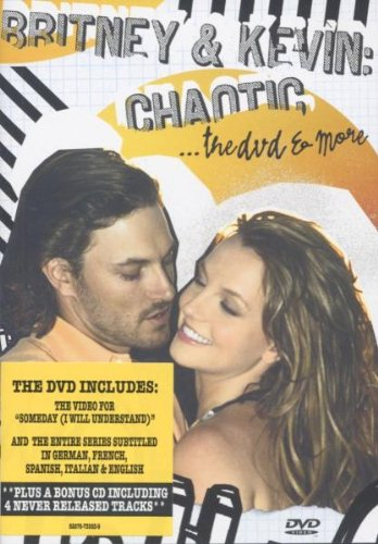 Britney Spears - Britney & Kevin: Chaotic ... The DVD & More
