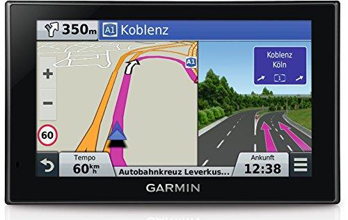 Garmin nüvi 2699 LMT-D EU Navigationsgerät - Europa Karte, lebenslange Kartenupdates und Verkehrsinformationen, DAB+,Sprachsteuerung, 6 Zoll (15,2 cm) Multitouch-Glasdisplay