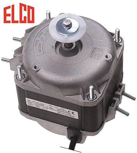 ELCO Lüftermotor 230V 25W passend für Electrolux 50Hz auch passend für Alpeninox VN25-40