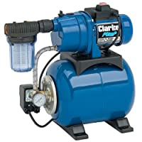 "CLARKE ELECTRIC 1"" WATER PUMP/BOOSTER 230V 50 LITRE/MIN"