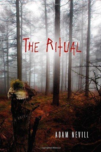 Portada del libro The Ritual by Adam Nevill (2012-02-14)