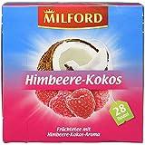 Milford Himbeere-Kokos, 28 Beutel, 63 g