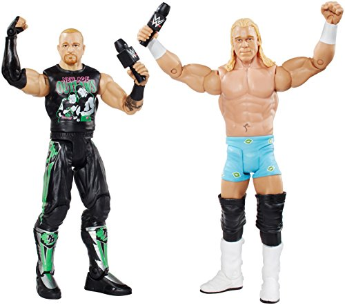 wwe-figure-two-packs-series-no32-billy-gunn-vs-road-dogg-with-2-microphones