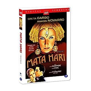 Mata Hari von Ramon Novarro, Lionel Barrymore, Lewis Stone, C. Henry Gordo Greta Garbo