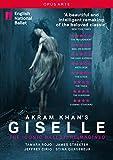 Akram Khan's Giselle [Tamaro Rojo; James Streeter; Jeffrey Cirio; Stina Quagebeur; English National Ballet] [Opus Arte: OA1284D] [DVD]