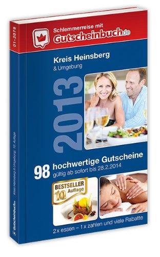 Kuffer Marketing GmbH Gutscheinbuch Heinsberg mit 98 regionalen Restaurant und Freizeit-Gutscheinen