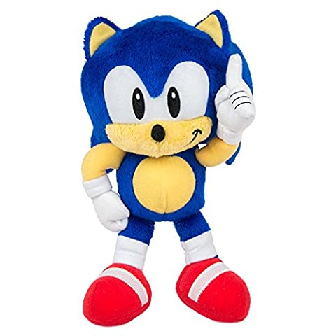 Sonic the Hedgehog T22530SONIC Plüschspielzeug, Classic Sonic, 20,3 cm