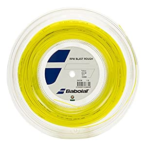 Babolat RPM Blast Rough 200 m String, Unisex, RPM Blast Rough 200M