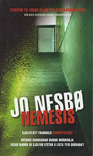 Nemesis (Icelandic Edition) eBook: Jo Nesbø, Bjarni Gunnarsson ...