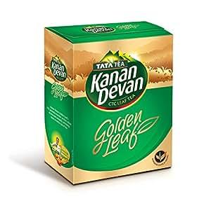 Tata Tea Kanan Devan Golden Leaf, 250gm