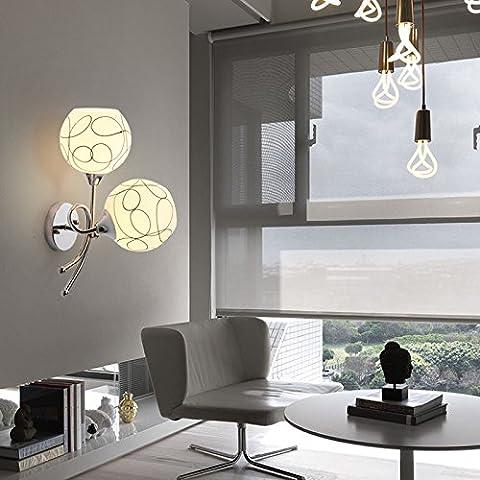 LLHZ-Simple LED singolo a doppia lampada da
