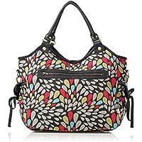 Isoki 18009Reversible Hobo Changing Bag, Nappy Bag, Mommy Bag (REV–Jewel, 40x 45x 20cm preiswert
