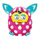 [UK-Import]Furby Boom - Pink Polka Dots