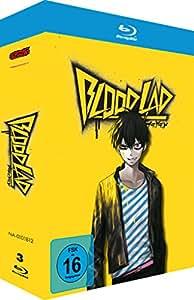 Blood Lad - Vol. 1 (inkl. Sammelschuber) [Blu-ray] [Limited Edition]