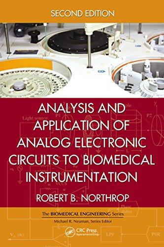 Analysis and Application of Analog Electronic Circuits to Biomedical Instrumentation (Biomedical Engineering) (English Edition)